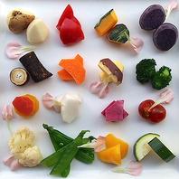 季節野菜を楽しむ! Carin特製チーズフォンデュ