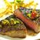 料理メニュー写真【ガッツリ肉食派必見!】 ピッカーニャ (牛ランプ肉) 200g/250g
