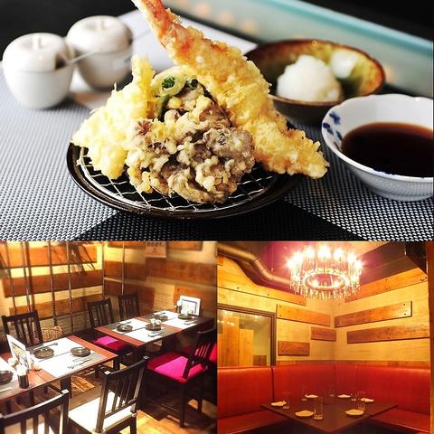 chopsticks 天ぷらバル
