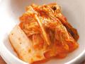 料理メニュー写真白菜キムチ/オイキムチ/カクテキ/チャンジャ/イカキムチ/プリプリ豚足