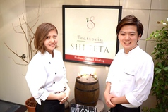 トラットリア シゲタ Trattoria SHIGETA 栄伏見店の雰囲気1