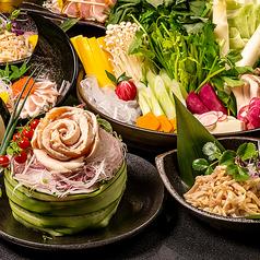 料理メニュー写真朝獲れの新鮮なお野菜も豊富にご用意!