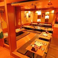 2階は最大60名様までご利用可能!西川口駅チカの好立地!