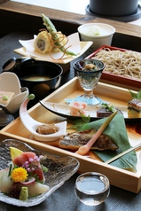まる竹 膳のコース写真