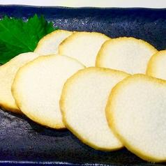 料理メニュー写真山芋わさび醤油