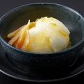 料理メニュー写真宮崎産さっぱり柚子シャーベット