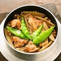 料理メニュー写真鶏の釜炊きご飯 レギュラー(ハーフ 790円(税抜))