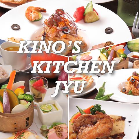 kino's kitchen.樹
