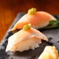 ブランド鶏を使用した肉寿司を是非ご堪能下さい!!名古屋コーチン・阿波尾鶏など有名ブランド鶏料理が多数!!