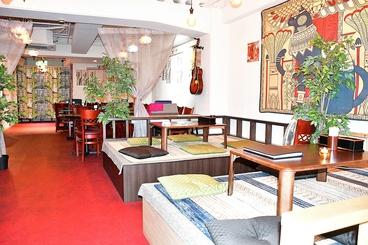 アラシのキッチン 先斗町店 Persian&Indian Halal Restaurant Arash's Kitchenの雰囲気1
