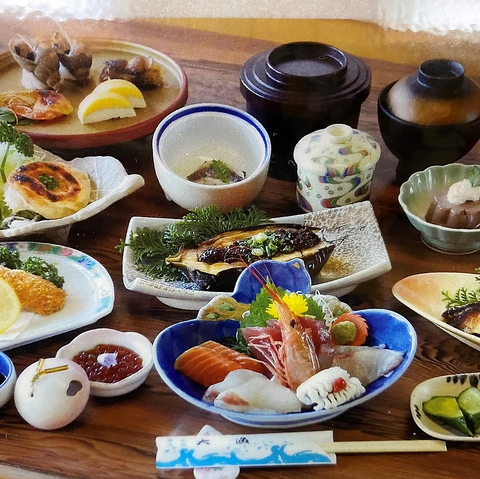 ご法事・ご宴会に大漁の和食会席コース!6000円コース!