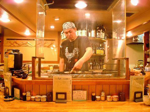 塩やタレにこだわった焼鳥と創作野菜串は36種類お得な2.5H飲付宴会コースも3500円~!!