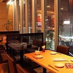 【3~4名様】テーブル席