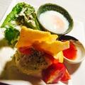 料理メニュー写真2代目純のポテトサラダ
