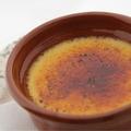 料理メニュー写真スペイン風焼きプリン「クレマ・カタラナ」