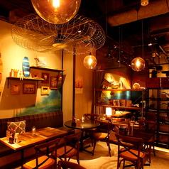 アロハテーブル ALOHA TABLE 大崎の雰囲気2