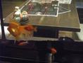 金魚もいる風流な店内で、皆様をお待ちしております!