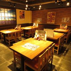 少人数~大人数の団体様までOK!テーブルを自由自在に移動して、お客様の人数に合わせたお席をご提供いたします。接待などにも最適な落ち着いた雰囲気のお部屋もご用意しています。【浦和/居酒屋/飲み放題/和食/宴会/接待/海鮮/大人数/団体/日本酒/カニ】