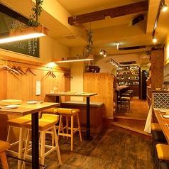 天ぷらスタンド KITSUNE 伏見店の雰囲気1