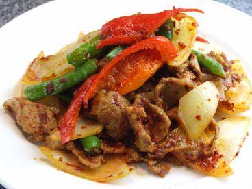 西安餃子房のおすすめ料理1