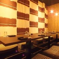 京都のワンランク上の個室居酒屋で旬の海鮮料理を満喫♪