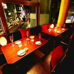 美の邸 Vino-tei 新宿東口駅前店の雰囲気1
