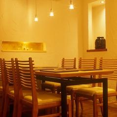 6名テーブル1卓