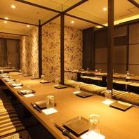 京都での各種宴会にオススメの個室居酒屋 楽蔵うたげ◎