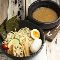 魚介スープ×カレーだしのつけ麺 950円