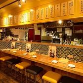 天ぷら酒場 KITSUNE 伏見店の雰囲気2