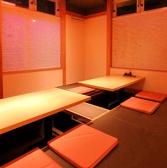 青島海鮮料理 魚益の雰囲気2