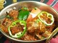 料理メニュー写真マトンマサラ Mutton Masala