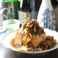 料理メニュー写真肉豆腐