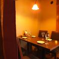 【ポイント4】完全個室の2F席!本八幡で珍しい完全個室のお席をご用意しております♪