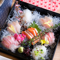 海鮮炉端焼き 赤羽 ろば炭魚のおすすめ料理1