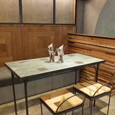 【2~4名様掛けテーブル】