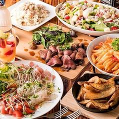肉バルダイニング MEAT DE MEET ニュー新橋ビル店の特集写真