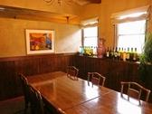 テーブル10名様まで、座敷10名様までの個室もご用意!