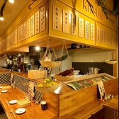 天ぷら酒場 KITSUNE 伏見店の雰囲気3