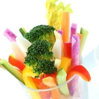 自家菜園で穫れた野菜を食べて、体の内側から元気に!
