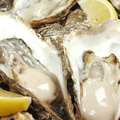 料理メニュー写真『厚岸の牡蠣漁師さんの美恵丸漁船直送!3Lサイズ牡蠣(生・焼・蒸)』1個