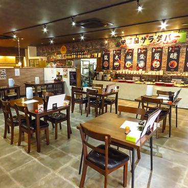 中華料理 唐彩 清水店の雰囲気1