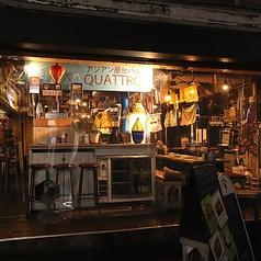 Scallop Bar ホタテにしやがれ 恵比寿店の雰囲気1