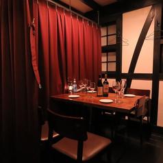 肉と魚介の個室イタリアンワインバル Volognese ボロネーゼの雰囲気1