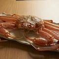 料理メニュー写真【活】はれや別邸名物 活ズワイ蟹
