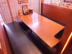 テーブル席ご用意!