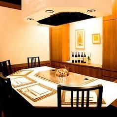 【テーブル席】貸切は8名様より可能です。