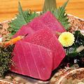 料理メニュー写真美ら海まぐろの赤身刺し