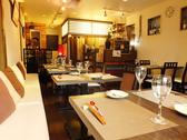 創作料理と京野菜のびすとろ KIZANOの雰囲気2
