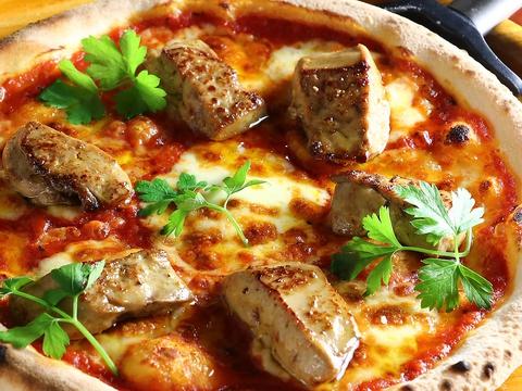 雰囲気抜群の店内で気どらず手軽に本物イタリアン! 史上最高レベルの食べ飲み放題!